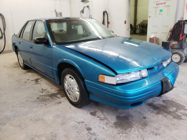 Oldsmobile salvage cars for sale: 1995 Oldsmobile Cutlass SU