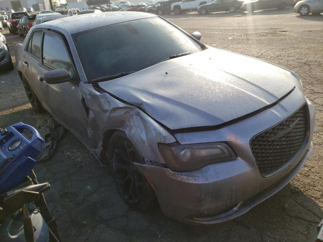 Salvage cars for sale from Copart Colton, CA: 2015 Chrysler 300 S