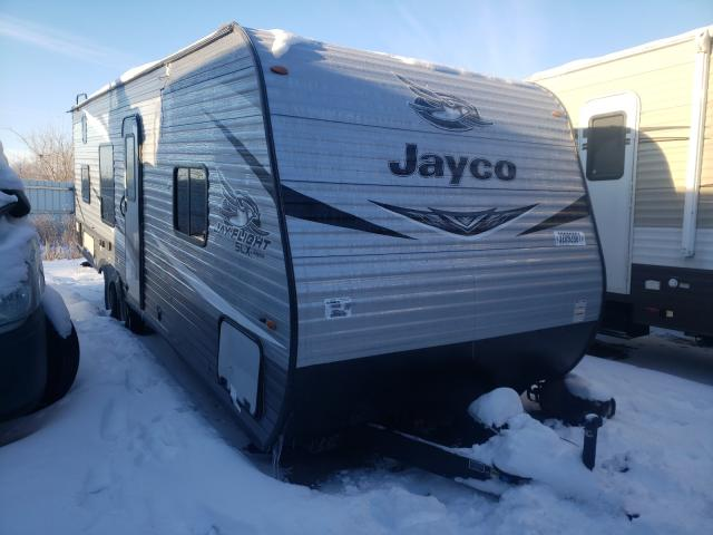 Jayco salvage cars for sale: 2020 Jayco Jayflight