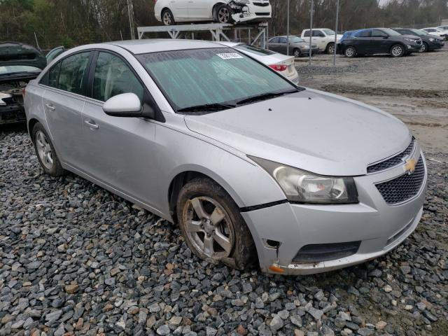 Salvage cars for sale from Copart Tifton, GA: 2012 Chevrolet Cruze LT