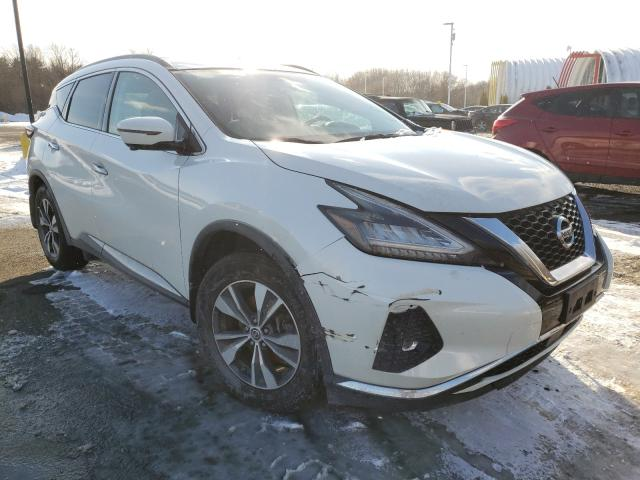 2019 Nissan Murano S for sale in East Granby, CT