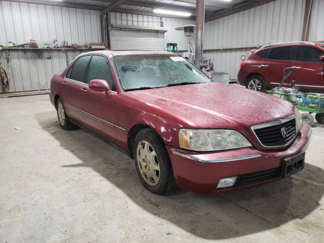 Salvage cars for sale from Copart Temple, TX: 1999 Acura 3.5RL