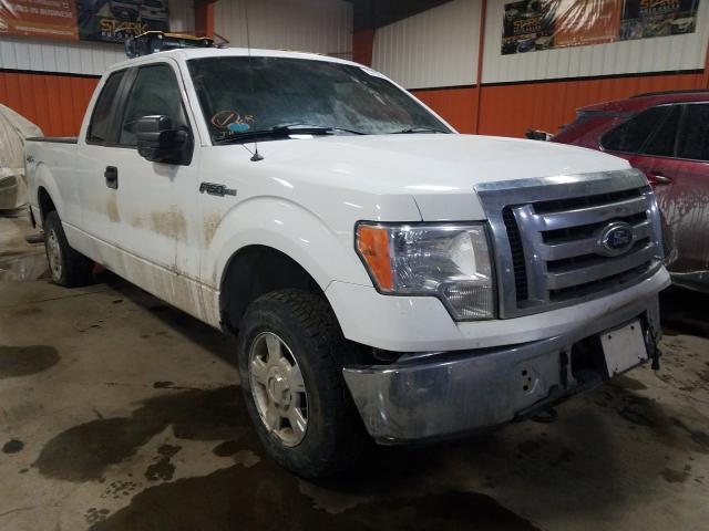 Ford salvage cars for sale: 2012 Ford F150 Super