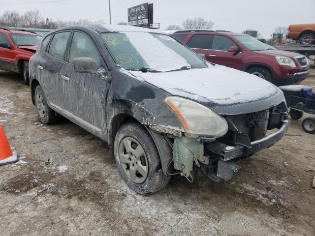 2012 NISSAN ROGUE S JN8AS5MT2CW603232