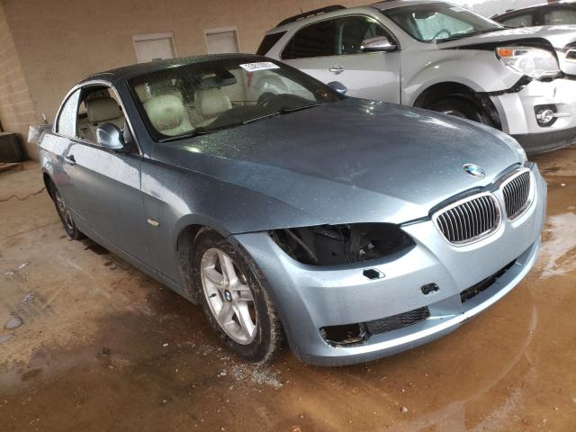 Salvage cars for sale from Copart Tanner, AL: 2007 BMW 328 I