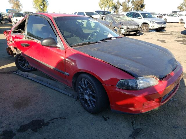 Carros salvage para piezas a la venta en subasta: 1995 Honda Civic DX