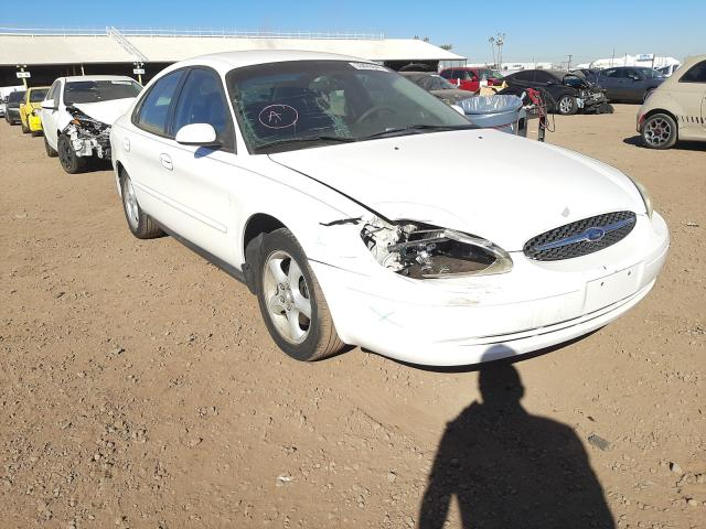 Salvage 2001 FORD TAURUS - Small image. Lot 33470541