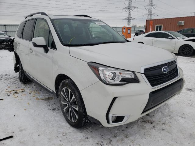 Salvage cars for sale from Copart Elgin, IL: 2017 Subaru Forester