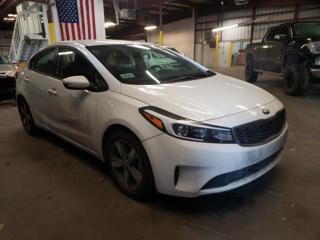 Salvage cars for sale from Copart Denver, CO: 2018 KIA Forte LX