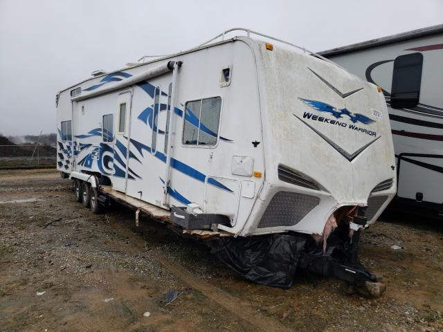Weekend Warrior salvage cars for sale: 2009 Weekend Warrior RV Trailer