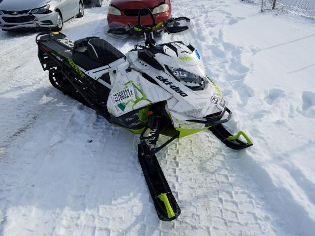 Salvage cars for sale from Copart Madison, WI: 2018 Skidoo Freeride