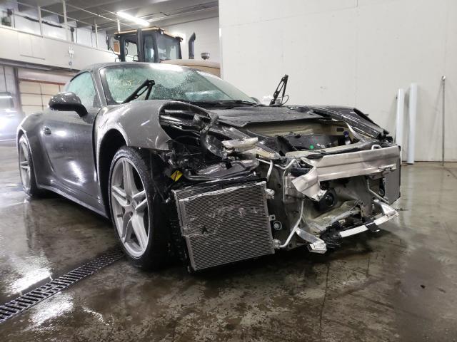 2019 Porsche 911 | Vin: WP0BA2A94KS120079