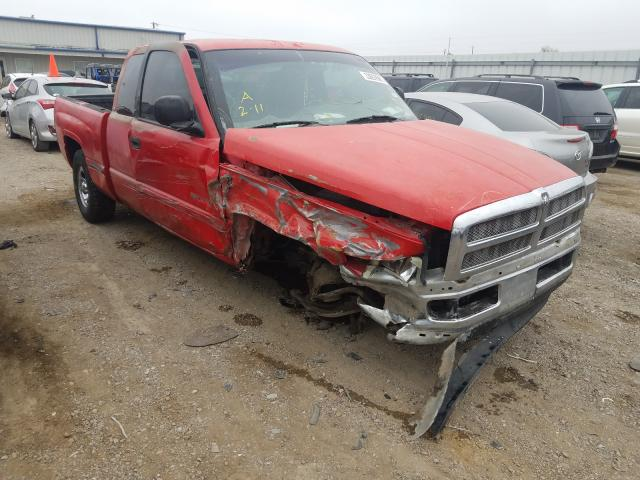 Dodge RAM salvage cars for sale: 1998 Dodge RAM