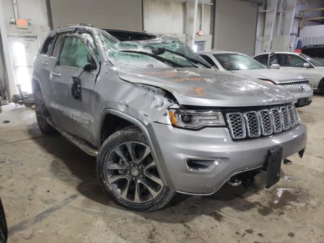 Salvage cars for sale from Copart Kansas City, KS: 2017 Jeep Grand Cherokee