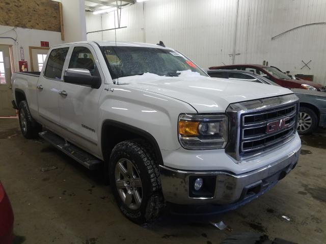 GMC Sierra salvage cars for sale: 2015 GMC Sierra