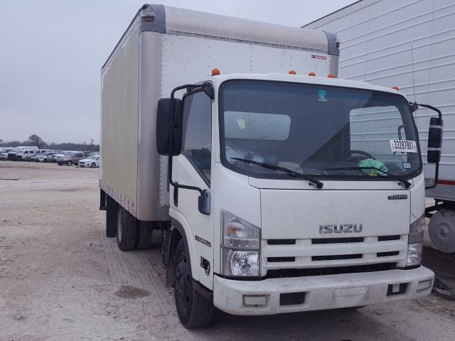 Isuzu salvage cars for sale: 2015 Isuzu NPR HD