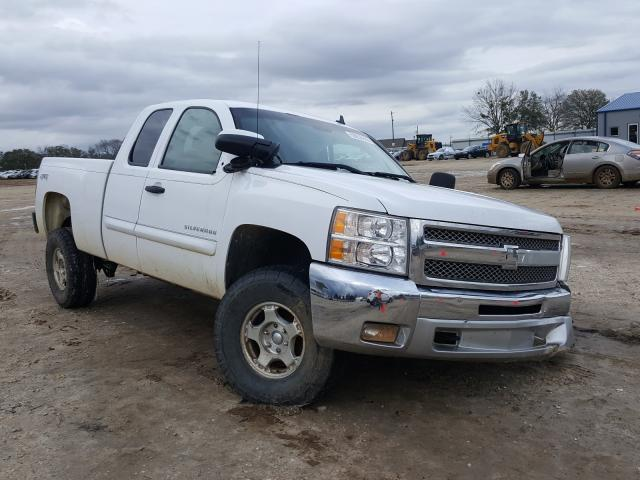 Salvage cars for sale from Copart Newton, AL: 2012 Chevrolet Silverado