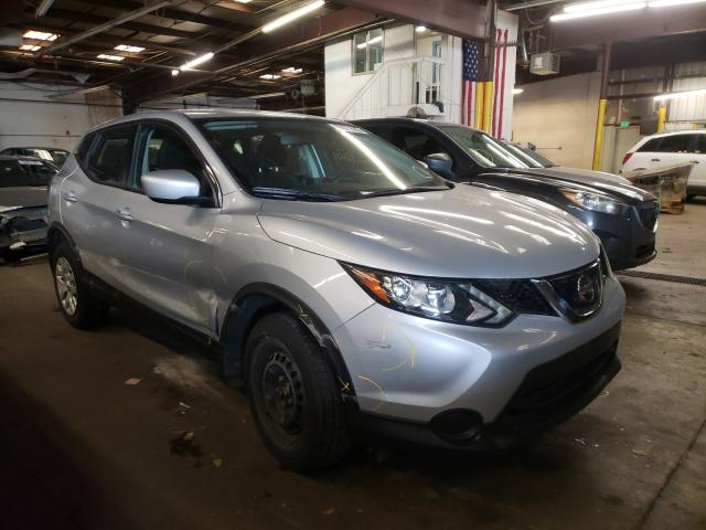 Salvage cars for sale from Copart Denver, CO: 2019 Nissan Rogue Sport