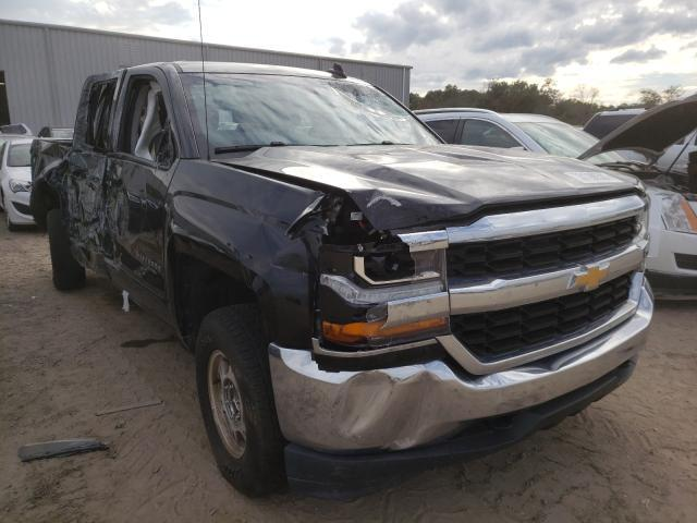 Salvage cars for sale from Copart Jacksonville, FL: 2018 Chevrolet Silverado