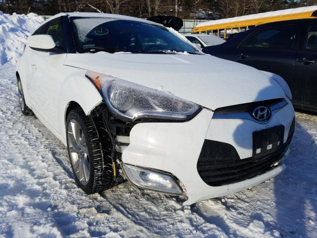 2017 Hyundai Veloster for sale in Mendon, MA