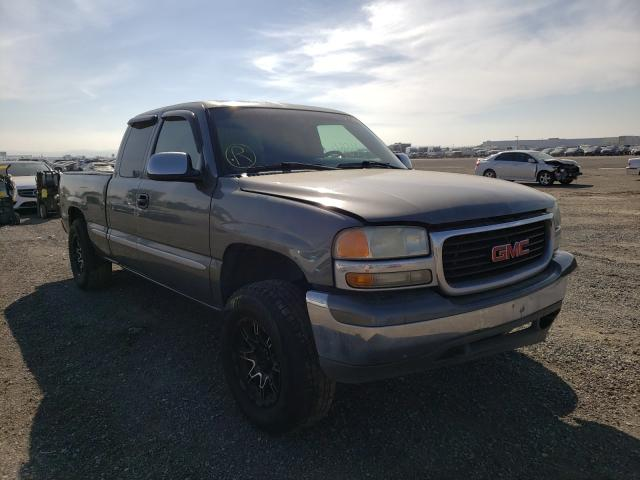 GMC salvage cars for sale: 2002 GMC New Sierra