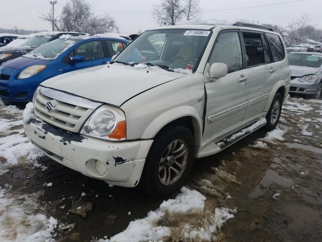 2004 SUZUKI  XL7