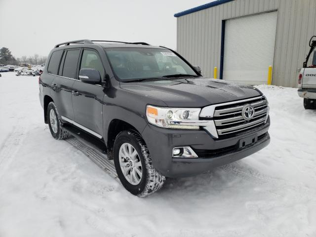 2017 Toyota Land Cruiser for sale in Central Square, NY