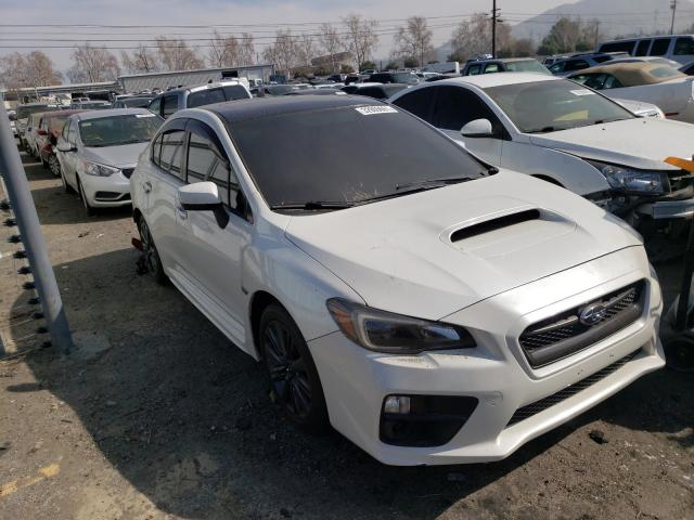 Salvage cars for sale from Copart Colton, CA: 2015 Subaru WRX Premium