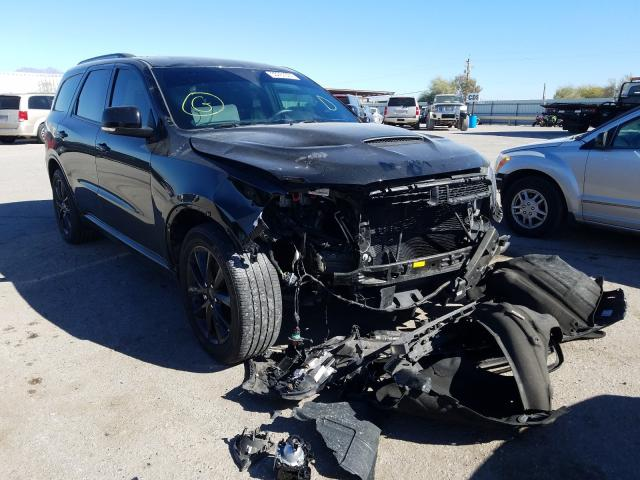 Salvage cars for sale from Copart Tucson, AZ: 2018 Dodge Durango GT