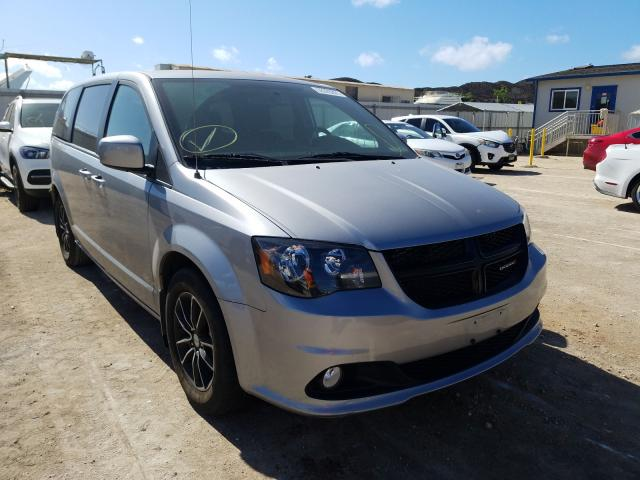 Dodge Vehiculos salvage en venta: 2018 Dodge Grand Caravan