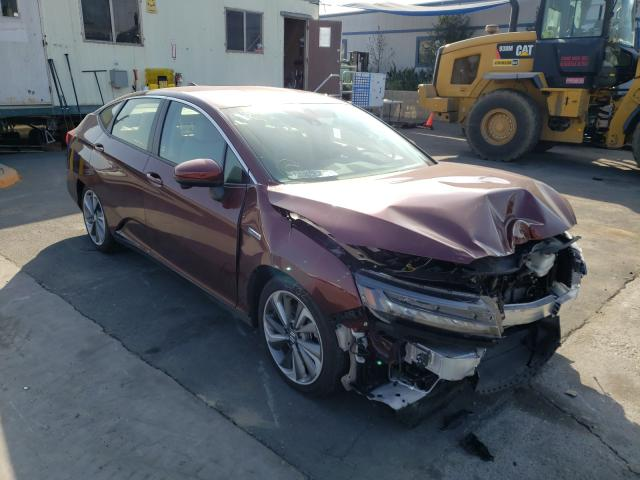 Vehiculos salvage en venta de Copart Wilmington, CA: 2020 Honda Clarity TO