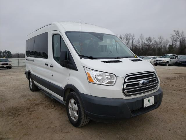 Ford salvage cars for sale: 2017 Ford Transit T