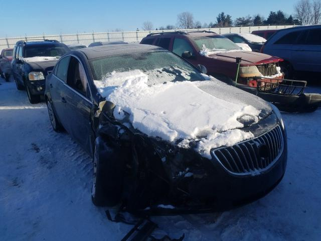 Salvage 2011 BUICK REGAL - Small image. Lot 33655491