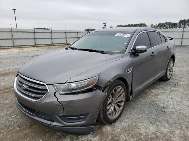 2014 FORD TAURUS LIM - Left Front View