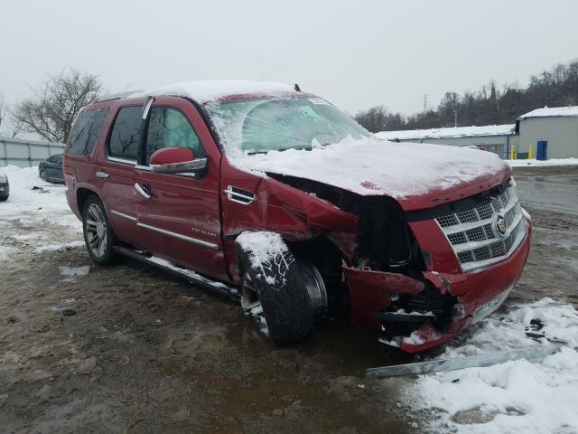 Cadillac Escalade P salvage cars for sale: 2013 Cadillac Escalade P