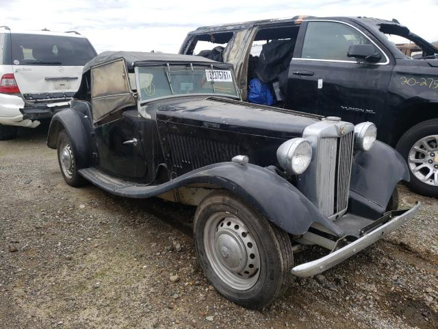 Salvage cars for sale from Copart San Martin, CA: 1953 MG TD