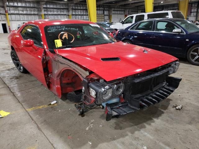 Salvage cars for sale from Copart Woodburn, OR: 2019 Dodge Challenger