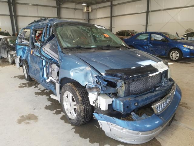 Salvage cars for sale from Copart Greenwood, NE: 2003 Ford Windstar S