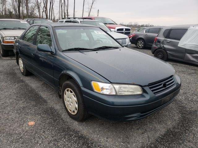 Salvage cars for sale from Copart Fredericksburg, VA: 1998 Toyota Camry CE
