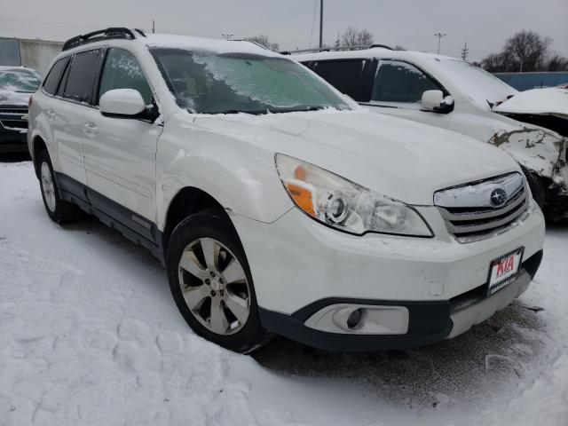 Salvage cars for sale from Copart Bridgeton, MO: 2011 Subaru Outback 2