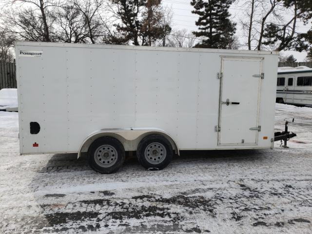 Haulmark salvage cars for sale: 2019 Haulmark Trailer