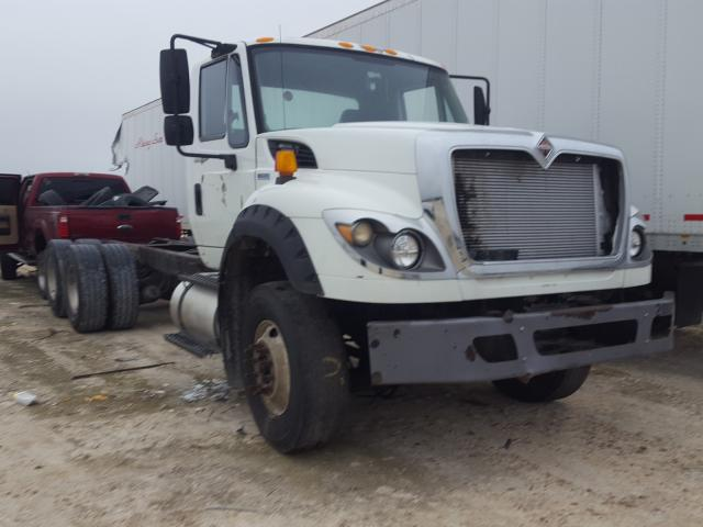 International 7000 7600 salvage cars for sale: 2012 International 7000 7600