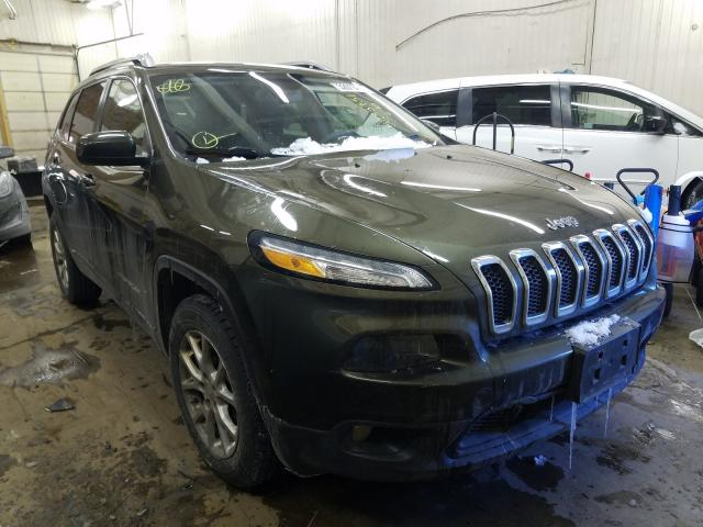 2014 JEEP CHEROKEE L - Other View