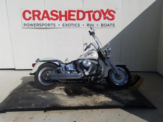 Salvage cars for sale from Copart Ocala, FL: 1999 Harley-Davidson FHC