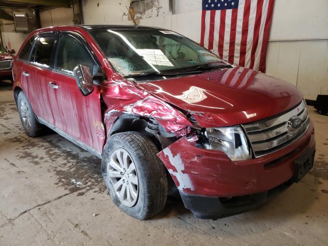 2008 Ford Edge en venta en Casper, WY