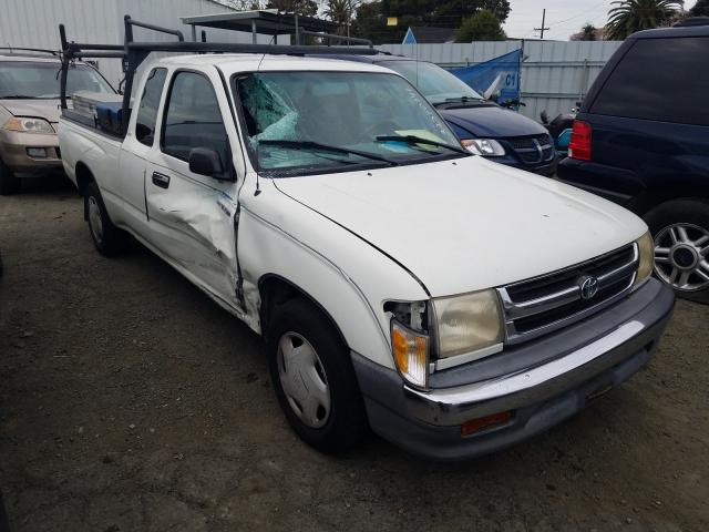 Salvage cars for sale from Copart Vallejo, CA: 1998 Toyota Tacoma XTR