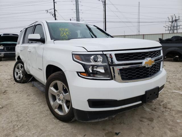 2020 Chevrolet Tahoe C150 en venta en Haslet, TX