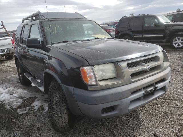 Salvage cars for sale from Copart Reno, NV: 2001 Nissan Xterra XE