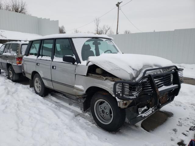 Land Rover Vehiculos salvage en venta: 1988 Land Rover Range Rover
