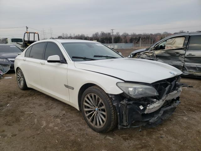 2009 BMW 750 LI en venta en Baltimore, MD